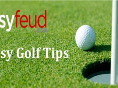 Fantasy Feud Fantasy Golf Tips and Strategies